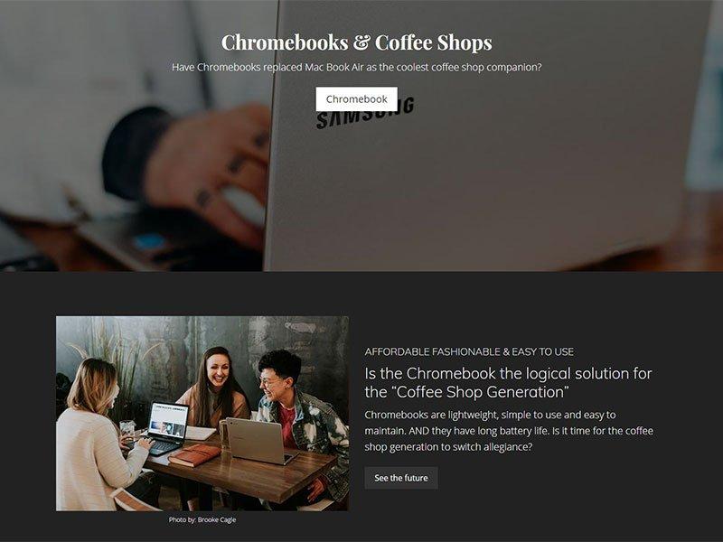 ChromeBook Cool